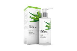 Insta Natural Vitamin C Facial Cleanser