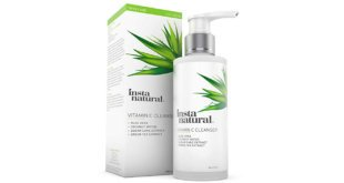 Insta Natural Vitamin C Facial Cleanser