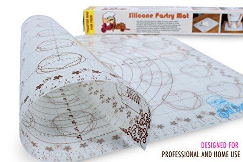 large deli professional silicone mat