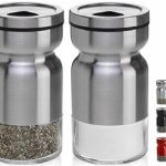 August Best Salt and Pepper Shakers Set