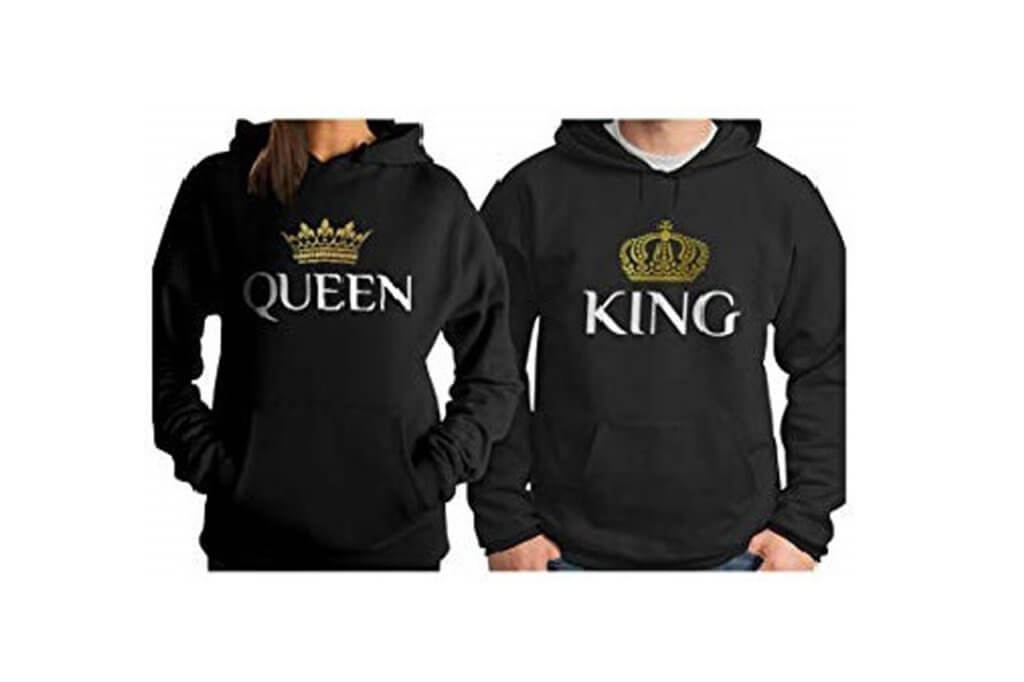 Matching Hoodies For Couples