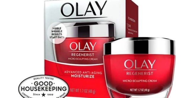 Olay Face Moisturizer Cream Regenerist Micro Sculpting Cream