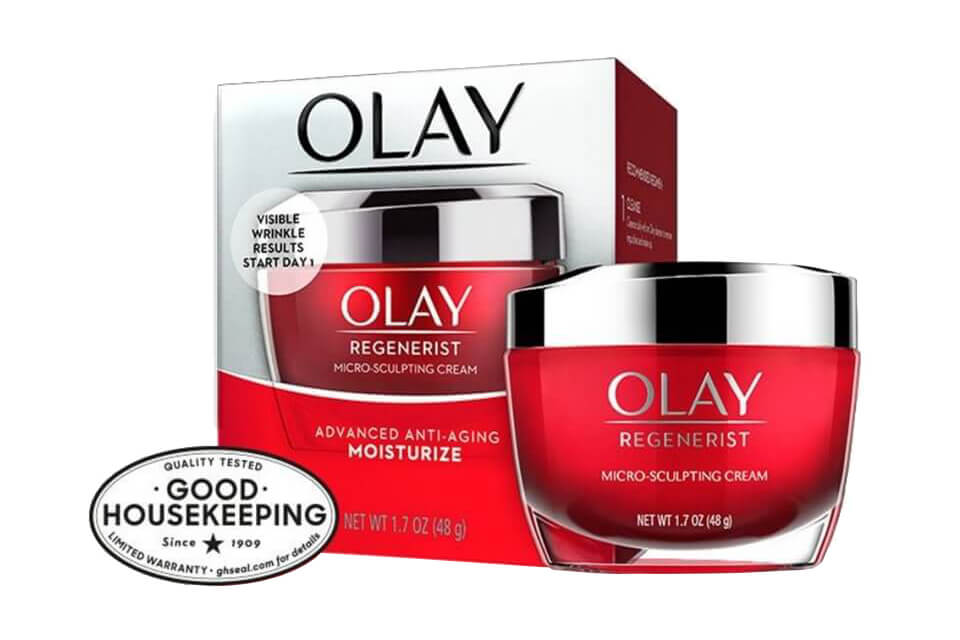 Olay Face Moisturizer Cream Regenerist Micro Sculpting Cream