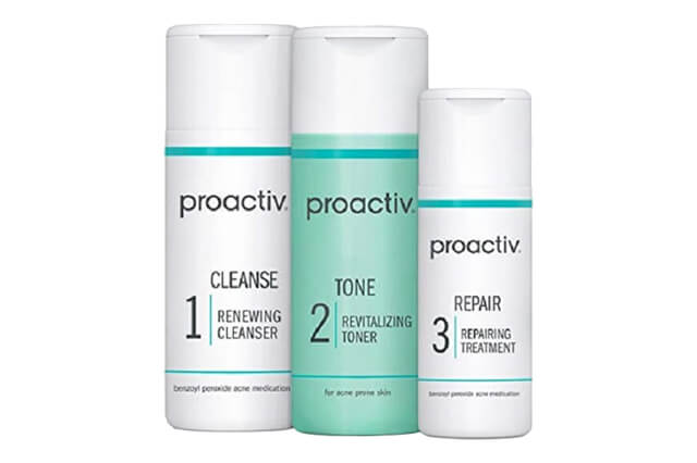 removing acne instantly proactive