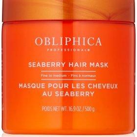 Obiliphica Best Hair Masks for Dry Damaged Hair