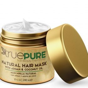 True Pure BEST Hair Masks for Dry Damaged Hair