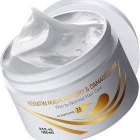 Vitamin Keratin Hair Mask